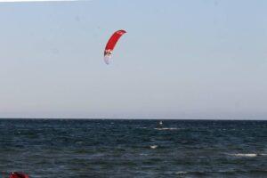 Kite a Pertrol Beach Cagliari