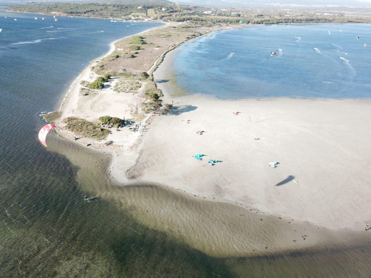 Punta Trettu Kitesurfing Holidays